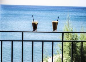 Γενική θέα στη θάλασσα ή θέα στη θάλασσα από  αυτό το ξενοδοχείο