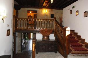 Una cocina o zona de cocina en La Casa del Organista