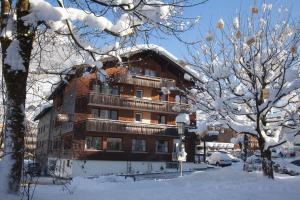 Dorfgasthof Adler im Winter