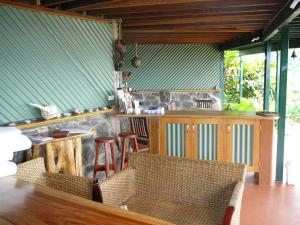 A restaurant or other place to eat at Coral Sea Views