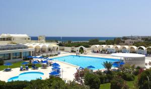 A view of the pool at Sunshine Crete Beach or nearby
