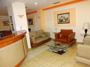 Гостиная зона в Faros II