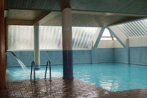 The swimming pool at or near Hotel Ría de Suances