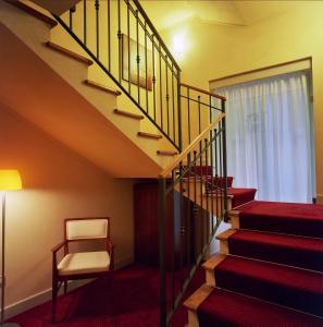 Hall o reception di Hotel Agathae