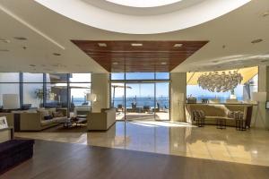 El vestíbulo o zona de recepción de Radisson Blu Resort Gran Canaria