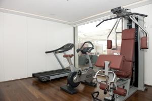 O centro de fitness e/ou as comodidades de fitness de Pousada Palacio de Estoi – Small Luxury Hotels of the World