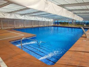 The swimming pool at or near Servigroup Marina Playa