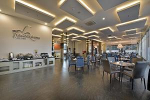 Restoran atau tempat makan lain di Serela Cihampelas by KAGUM Hotels