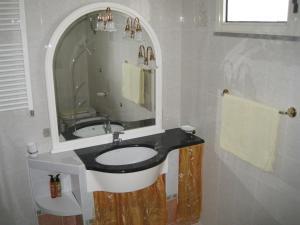 A bathroom at Casa Vacanze Mimose