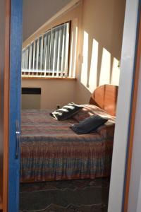 Кровать или кровати в номере Palva
