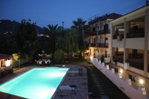 The swimming pool at or near Sun Accommodation