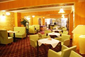 Salone o bar di Hotel Iskra by Katowice Airport
