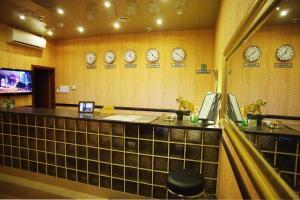 Лобби или стойка регистрации в Гостиница Гринъ