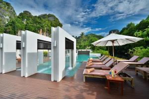 Piscina en o cerca de Bhu Nga Thani Resort & Spa - SHA Plus