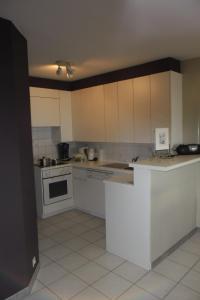 Küche/Küchenzeile in der Unterkunft Residence Scorpio