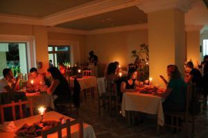 Een restaurant of ander eetgelegenheid bij Delphin Resort Monastir