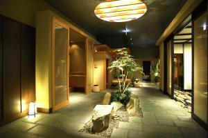 The lobby or reception area at Keio Plaza Hotel Tokyo