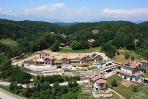 A bird's-eye view of Hotel Belvedere Wellness & Family