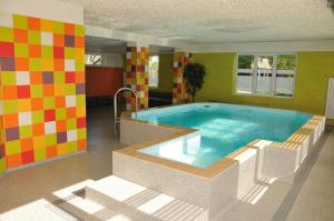 The swimming pool at or near Strenči Guesthouse & SPA