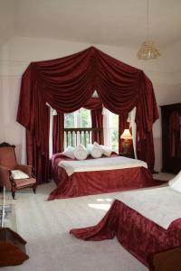 Un ou plusieurs lits dans un hébergement de l'établissement Maranatha Country House