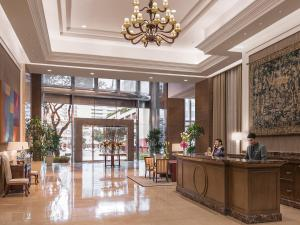 The lobby or reception area at Discovery Primea