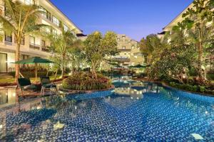 The swimming pool at or close to Bali Nusa Dua Hotel