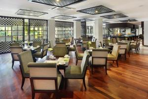 A restaurant or other place to eat at Bali Nusa Dua Hotel
