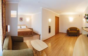 Гостиная зона в Гостиница Булгар