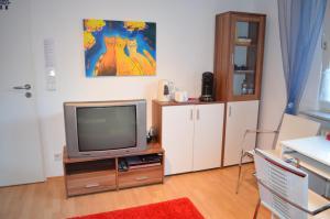 TV/Unterhaltungsangebot in der Unterkunft Quartier Ostheim