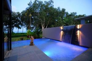 The swimming pool at or near Bramston Beach - Luxury Holiday House
