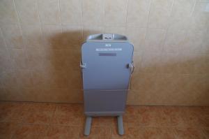 A bathroom at Country Hotel Takayama