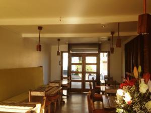 Ресторан / где поесть в Aroma Verde Hotel