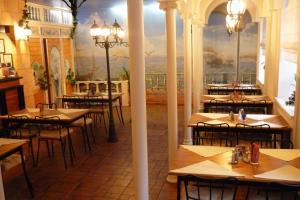 Ресторан / где поесть в Гостиница Причал