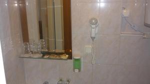 Ванная комната в Гостиница Причал