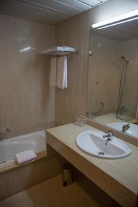 Ein Badezimmer in der Unterkunft Hotel Regua Douro