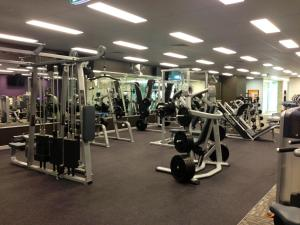 The fitness center and/or fitness facilities at Clarion Hotel Townsville