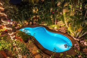 Vista de la piscina de Aventura Mexicana Hotel o alrededores