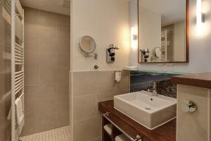 A bathroom at Iberotel Boltenhagen