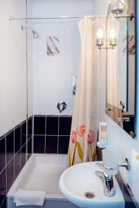 Ванная комната в Hotel Vivat Provincia