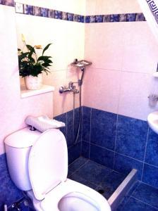 Ένα μπάνιο στο Emmanouela Studios & Villas