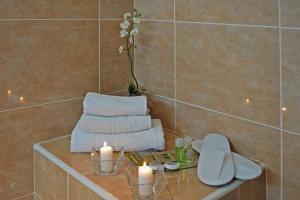 Un baño de Hotel Piccadilly Sitges