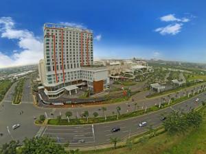 A bird's-eye view of HARRIS Hotel & Conventions Bekasi