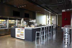 A restaurant or other place to eat at Alt Hotel Toronto Airport