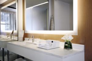 A bathroom at The Knickerbocker