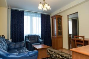 Гостиная зона в Hotel RANEPA