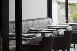 A restaurant or other place to eat at Boutique Hotel Straelman