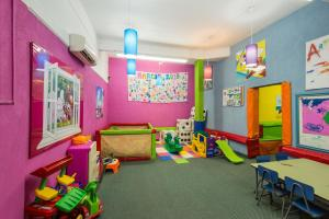 The kid's club at Marcin Hotel