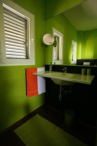 A bathroom at Vila Filipovic