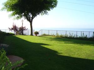 A garden outside Il Casale