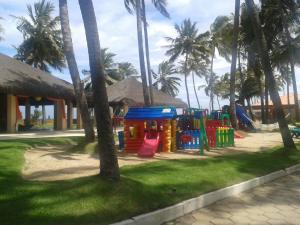 Children's play area at Jatiúca Resort Flat 404